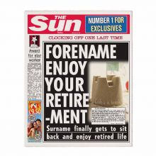 The Sun Retirement Newspaper